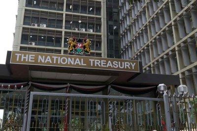 National Treasury of Kenya