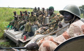 Close to Half a Million People Killed in South Sudan War