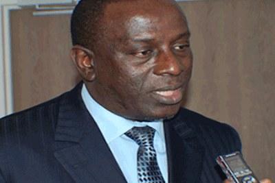 L'ancien chef de la diplomatie Cheikh Tidiane Gadio