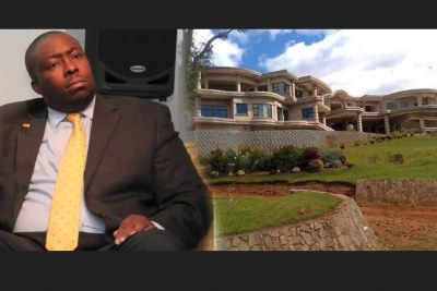 Saviour Kasukuwere owns a 50 bedroom mansion (file photo).