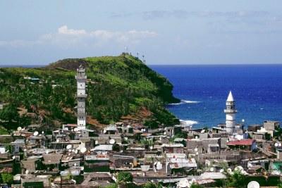 Anjouan, Comoros.