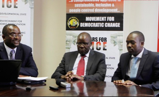 Dare To Challenge Chamisa For Zimbabwe Opposition Presidency?