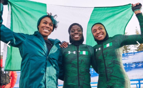 No Medals, But Inspirational Winter Olympics For Africa