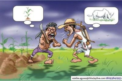 Farmer vs Herdsman