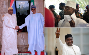 Why Nigeria Helped Force Yahya Jammeh Out of Gambia - Buhari