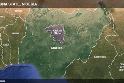 État du Kaduna au Nigeria