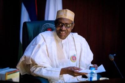 President Muhammadu Buhari.