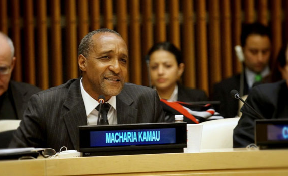 Kenya Begins Early Campaign For UN Security Council Seat