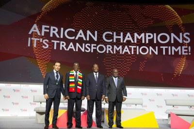 L'Africa CEO Forum. Du 26 au 27 mars 2018 à Abidjan.