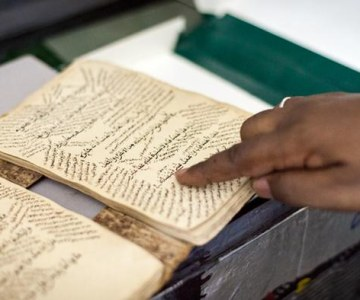 Saving Timbuktu Manuscripts for Posterity