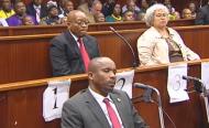 Zuma devant la commission Zondo en Afrique du Sud