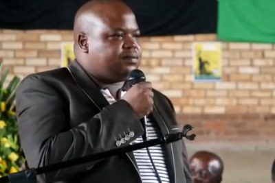 ANC Youth League President Collen Maine (file photo).