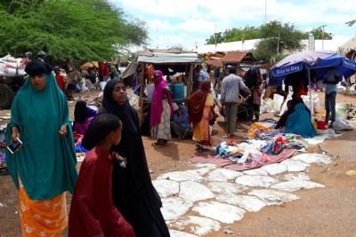 Le camp de Dadaab, une ville-camp de réfugiés où tout le monde n'est pas en sécurité à cause du voisinnage des shebabs.