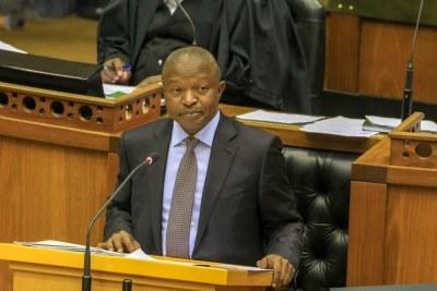 Deputy President David Mabuza (file photo).