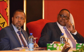 VP Chilima Ready to Take on Malawi President Mutharika in Polls