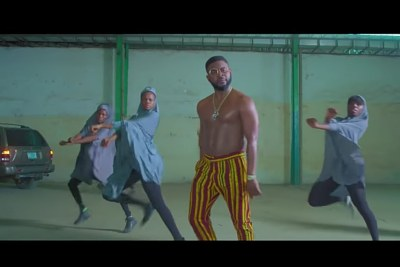This is Nigeria by Falz
