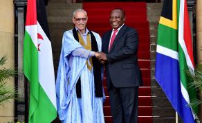 Ramaphosa Calls for an Independent Western Sahara