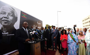 Mauritania Names Road After Nelson Mandela