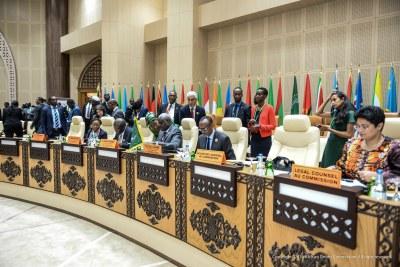 31e Sommet de l'Union Africaine à Nouakchott