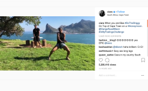 Ciara, Russell Wilson Celebrate Anniversary in South Africa