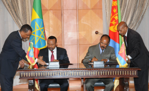 A Bold New Era for Ethiopia and Eritrea