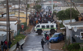 Clashes Between Hermanus Residents, Police at 'Volatile Point'