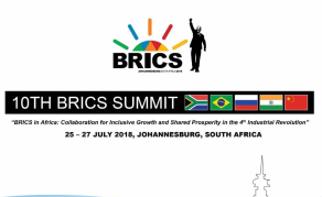 South Africa Has High Hopes for BRICS Summit