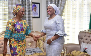 I Did Not Order My Aide's Arrest - Nigeria First Lady