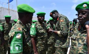 Retour au pays de 171 soldats burundais de l'Amisom