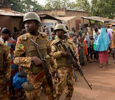 Malians Elect President Amid Rising Violence