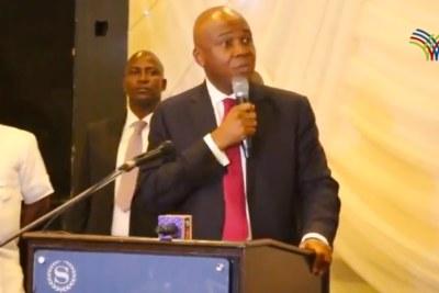Nigeria's Senate President Olubukola Saraki Declares Run for President