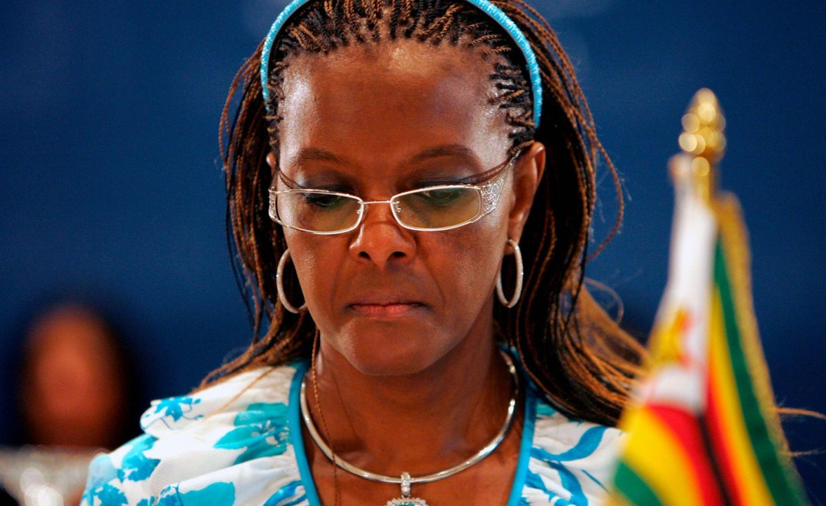 New Bid to Extradite Grace Mugabe to South Africa?