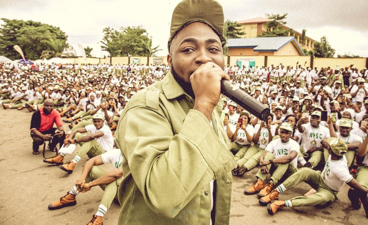 Nigeria: Did Davido Flout NYSC Bye-Laws By Travelling to Boston? -  Nigerians Divided - allAfrica.com