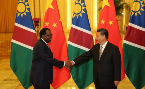 Geingob Seeks Chinese Backing for SADC Regional Projects