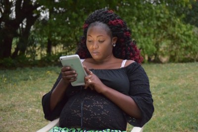 Sharon Otieno who was kidnapped with Nation journalist Barrack Oduor on September 3, 2018. She was found dead on September 5, 2018.