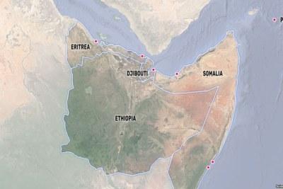 La corne de l'Afrique