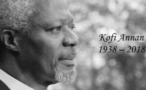 La population rend un dernier hommage à Kofi Annan au Ghana