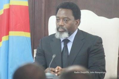 President Joseph Kabila.