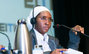 Zainab Ahmed - the Official Overseeing Nigeria's Finance Ministry