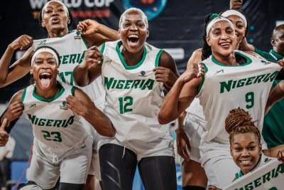 Équipe de basketball Nigériane
