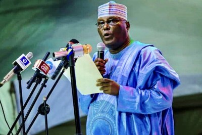 Atiku AbubakarVerified former Vice President of Nigeria and candidate in 2019 Presidential election.