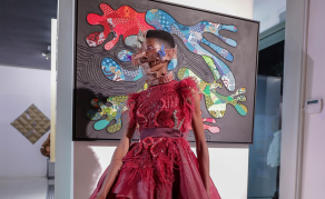 Africa's Designers Lit Up Fashion Week, So Why The Empty Seats?
