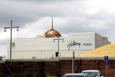 Hillsong Church in Century City (file photo).