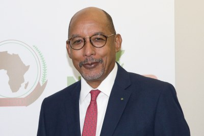 Dr Ibrahim Mayaki, CEO de l'Agence du NEPAD