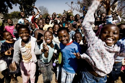 Bleak future for Zimbabwe's children.