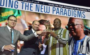 Le Grand Prix MEDays 2018 décerné au président Roch Marc Christian Kaboré