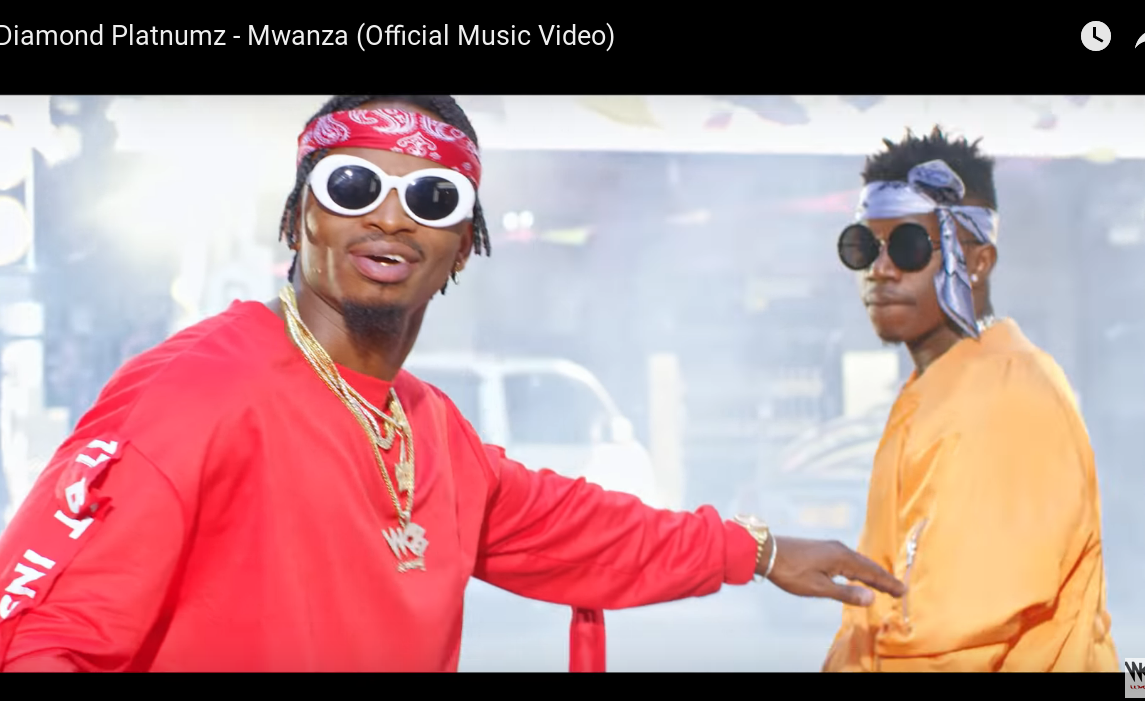 Tanzania: Diamond, Rayvanny Fined Sh400k for Dirty Song 'Mwanza' - allAfrica.com