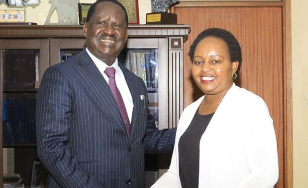 Raila Odinga Still Reaps Benefits From That Kenyatta Handshake!