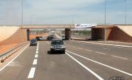 Le président Kaboré inaugure un échangeur dans la capitale Ouagadougou
