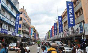 Sonko Orders Repainting Of Nairobi Buildings
